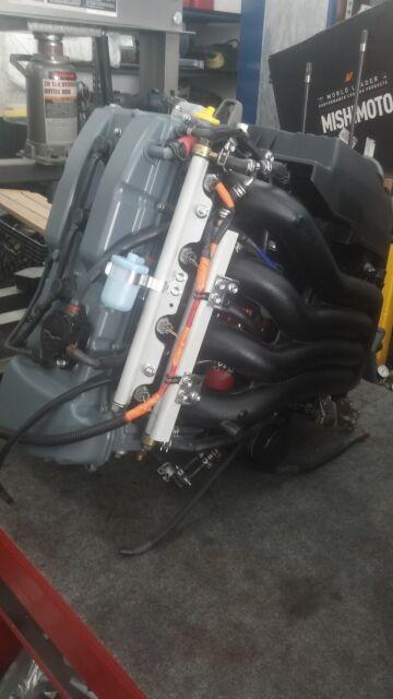 Johnson 140hp Suzuki DF 140 OUTBOARD Power Head Complete Engine Restoration