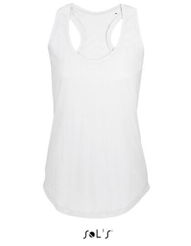 Sol´s Damen Tank Top Ärmellos Tanktop Frauen Träger Shirt  L223 NEU