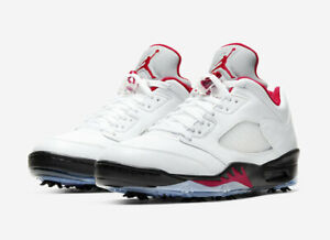 Nike Air Jordan V Low Golf Shoe - size