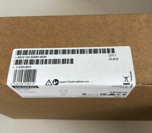 DHL New Siemens 6AV2123-2GB03-0AX0 SIMATIC HMI KTP700 6AV21232GB030AX0