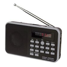 DYNAVOX FMP3  MP3-RADIO mit Akku  Mini Radio  Taschenradio