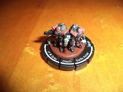 Gray Death Battle Armor #024 MechWarrior Counterassault 17 Points