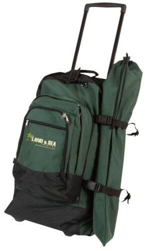 Land and Sea Travel Bag Backpack and trolley gear bag BRAND NEW
