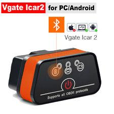 Vgate Icar Obdii Code Reader Elm327 Bluetooth Obd2 Scanner Car Diagnostic Tool