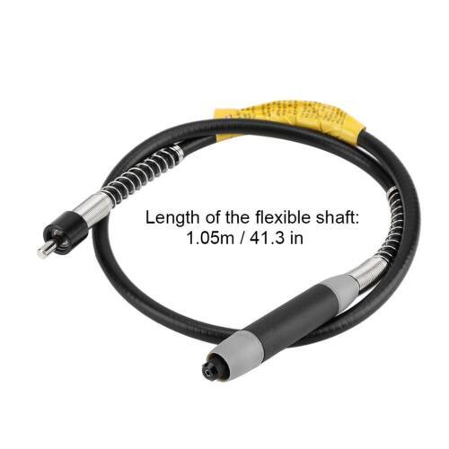 6mm Biegsame Bohrfutter flexible Welle für Elektro Schleifer Bohrmaschine