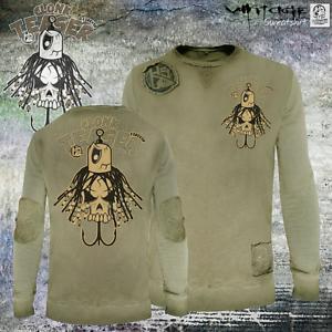 Angelpullover Die Neueste Mode Hotspot Design Vintage Sweatshirt Clonk Teaser Forever Sweater