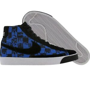 huge sale superior quality catch Details about 332286-401 Nike Blazer High PRM TZ Stussy x Neighborhood -  Boneyard Royal Blue
