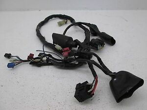2004 04 HONDA VTX1300 VTX 1300 C S OEM MAIN WIRE HARNESS LOOM WIRING M3 |  eBayeBay