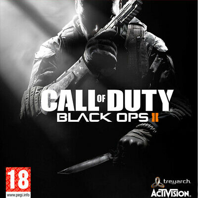 Call Of Duty Black Ops Ii 2 Pc Steam Key Cod Region Free Worldwide