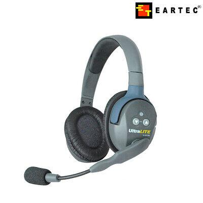 Eartec ULSM UltraLITE Single-Ear Rechargeable Battery Wireless Headset Master