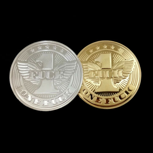 gold plate gesture coin angel wings commemorative challengecoin art collect EP