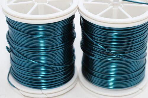 Blue Jewellery Wire 20,22,28 Gauge Enameled Copper Craft Wire Jewelry