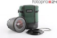 Nikon SIGMA AF 20 mm 1.8 EX DG ASPHERICAL RF + molto bene (200398)