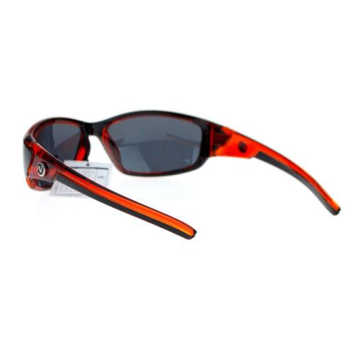 Nitrogen Mens Polarized Sunglasses Sporty Oval Wrap Around