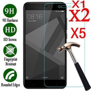 Pour-Xiaomi-5X-A1-Mi6-Redmi-Note-4X-5A-S2-9H-Trempe-Verre-Ecran-Protecteur-Film