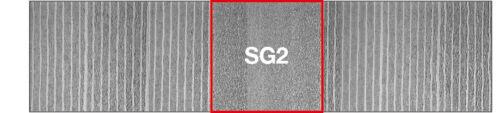 Yaxell Gou 101 Santoku Messer HP-Y-37012 mit 101 Lagen Damast