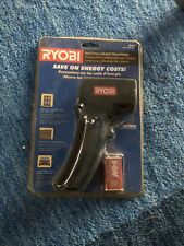 Ryobi Non Contact Infrared Thermometer 4 To 600 F Lcd Screen Withbattery