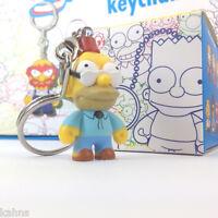 Kidrobot Simpsons Vinyl Keychain Series - Grandpa Abe -
