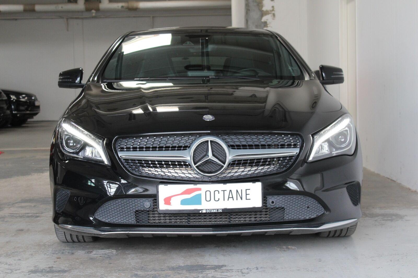 Mercedes CLA250 2,0 Shooting Brake aut. 5d - 334.900 kr.