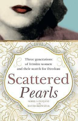 1 of 1 - Scattered Pearls by Sohila Zanjani Large Paperback 20% Bulk Book Discount
