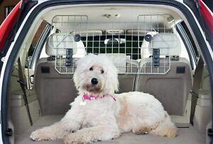 Universal Car Silver Mesh Headrest Dog Guard Adjustable fits BMW