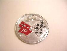 1958-1960 Chevy Impala Rear Seat Speaker Emblem