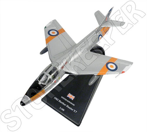 UK 1962-1//100 No41 Hawker Hunter T.7