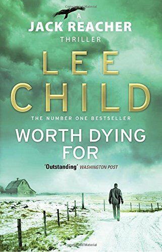 1 of 1 - Worth Dying For: (Jack Reacher 15) by Child, Lee 0553825488 The Cheap Fast Free