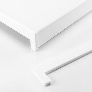 fensterbank weiss fensterbrett innenfensterbank pvc innen. Black Bedroom Furniture Sets. Home Design Ideas