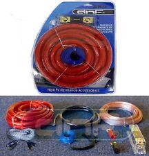 quantum complete 4 gauge amp kit amplifier installation wiring wire rh ebay com