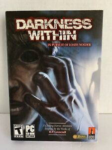Darkness-Within-2007-PC-CDROM-SEALED-Fast-Shipping