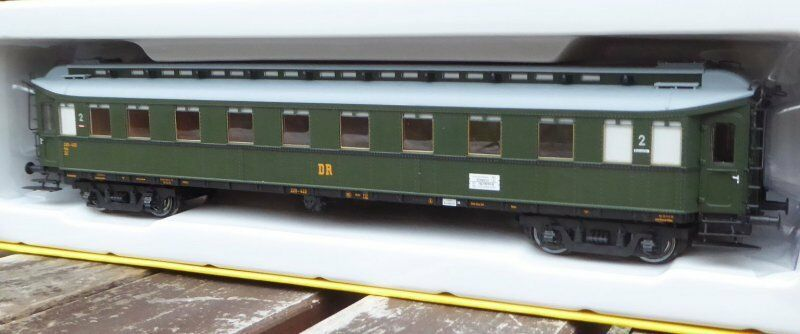 Brawa 45201 Wagon Train Rapide B4ü Pr 21 A Plus Solide Acier Der Dr Epoche 3
