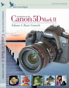 NEW Canon EOS 5D Mark II Manual Printed & Professionally Bound ...