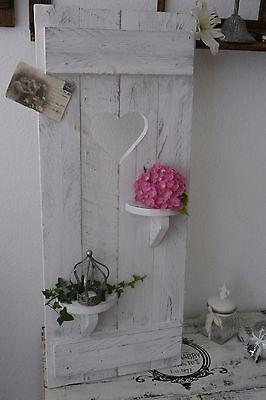 Garten Wanddeko shabby collection on ebay