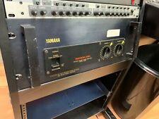 Yamaha Professional Series P2201 Natural Sound Power Amplifier Powers