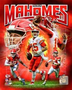 PATRICK-MAHOMES-Kansas-City-Chiefs-LICENSED-un-signed-poster-print-8x10-photo