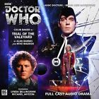 Trial of the Valeyard by Alan Barnes, Mike Maddox (CD-Audio, 2014)