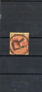 GB-Australia-Two Pence Halfpenny-Regina Vittoria-TIMBRATO