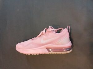 f1e16baa24dc2 Nike Wmns Air Max Fury running sneakers NEW rust pink sand AA5740 ...