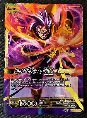 Predation XD2-10 ST FOIL Dragon Ball Super TCG NEAR MINT