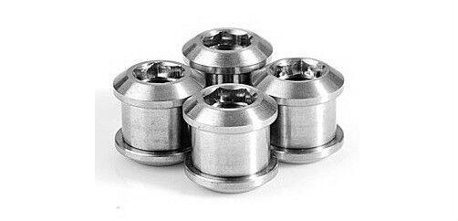 J/&L MTB Single//Double ChainRing Bolts//Screws for SRAM,Shimano,Raceface,FSA-2*10