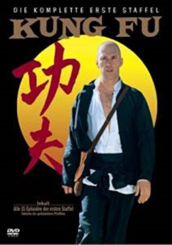 1 von 1 - Kung Fu - erste Staffel 1 * NEU OVP * 6 DVDs * David Carradine