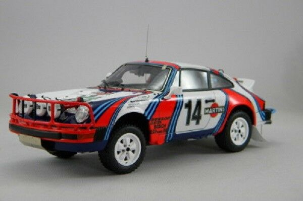 Kit Porsche 911 SC Martini Safari Rally 1978 - Arena Models kit 1 24