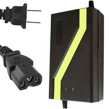 48V 20AH Electric Bike Scooter Lead Acid Battery Charger Power Adapter US Plug