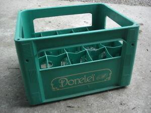 caisse plastique transport bouteilles biere dorelei de fischer - Caisse Biere Plastique