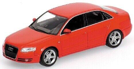 Minichamps AUDI A4 B7 2004 Red 1 43  400014401