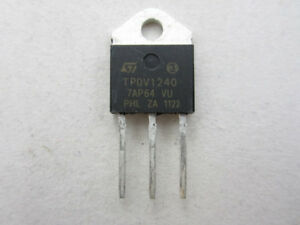 TRIAC TLC336B TRIAC 3A ST Microelettronics 1pz 600V TO 202-2