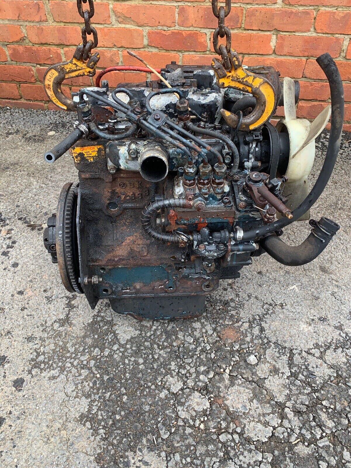 Peachy Kubota D600 Engine Cylinder 3 Ptgrtq8351 Modern Tractor Parts Accs Wiring Database Indigelartorg