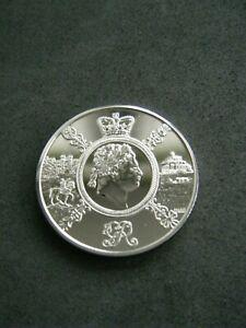 2020 BU £ 5 Coin - 200th anniversario della morte di Giorgio III FIOR DI CONIO