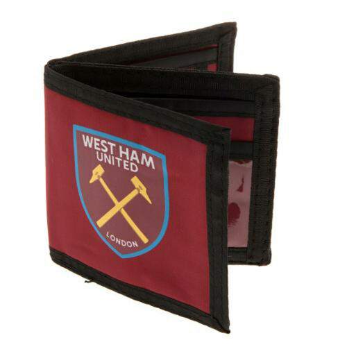 Canvas Wallet West Ham United F.C GIFT